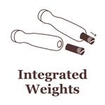 integrated-weights